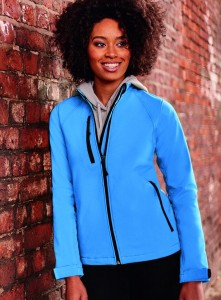 RUSSEL SOFTSHELL DAMES