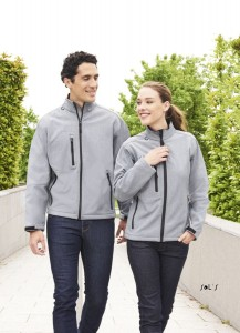 SOL SOFTSHELL HEREN RELAX